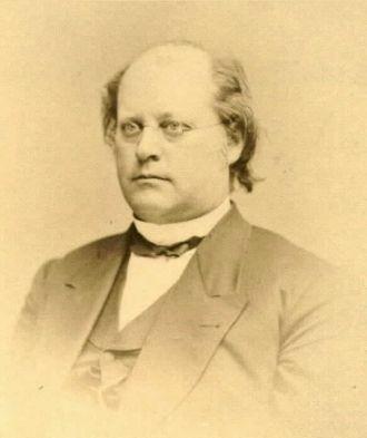 Mr. Bucher, Pennsylvania 1860's