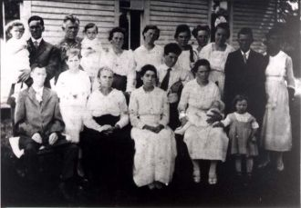 Moore Family 1919