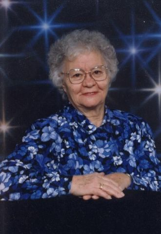 A photo of Eunice M. (Myers) Whatley