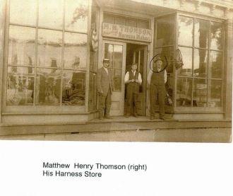Mathew H Thomson