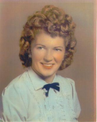 "A photo of Edna Lorene ""Rene"" Irle"