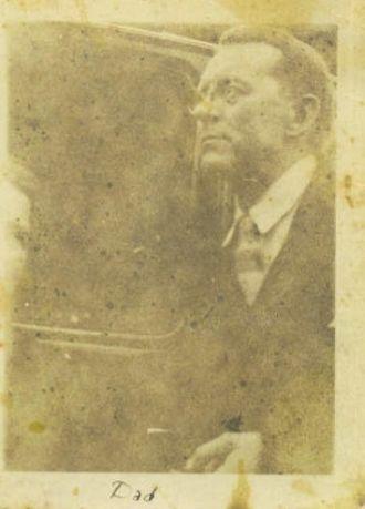 My Great Grandpa Fred Fayette Chaffee, Sr.