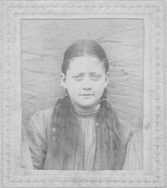Unknown Choate, Link, Silcox, or Davenport girl