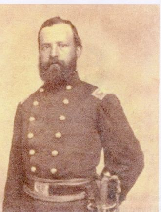 Colonel William Crooks