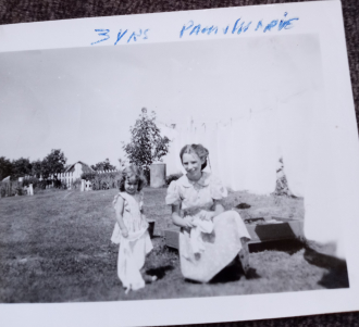 Marie. And my mother Pam .