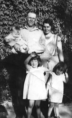 Feidler Family Photo