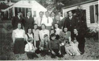 Jesse J Armistead and Family