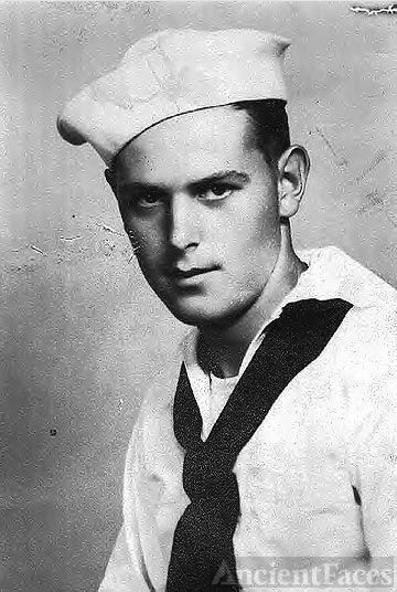 Charles A. Custer, Fireman First Class, USN