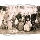 Pratt Family, New Hampshire 1880