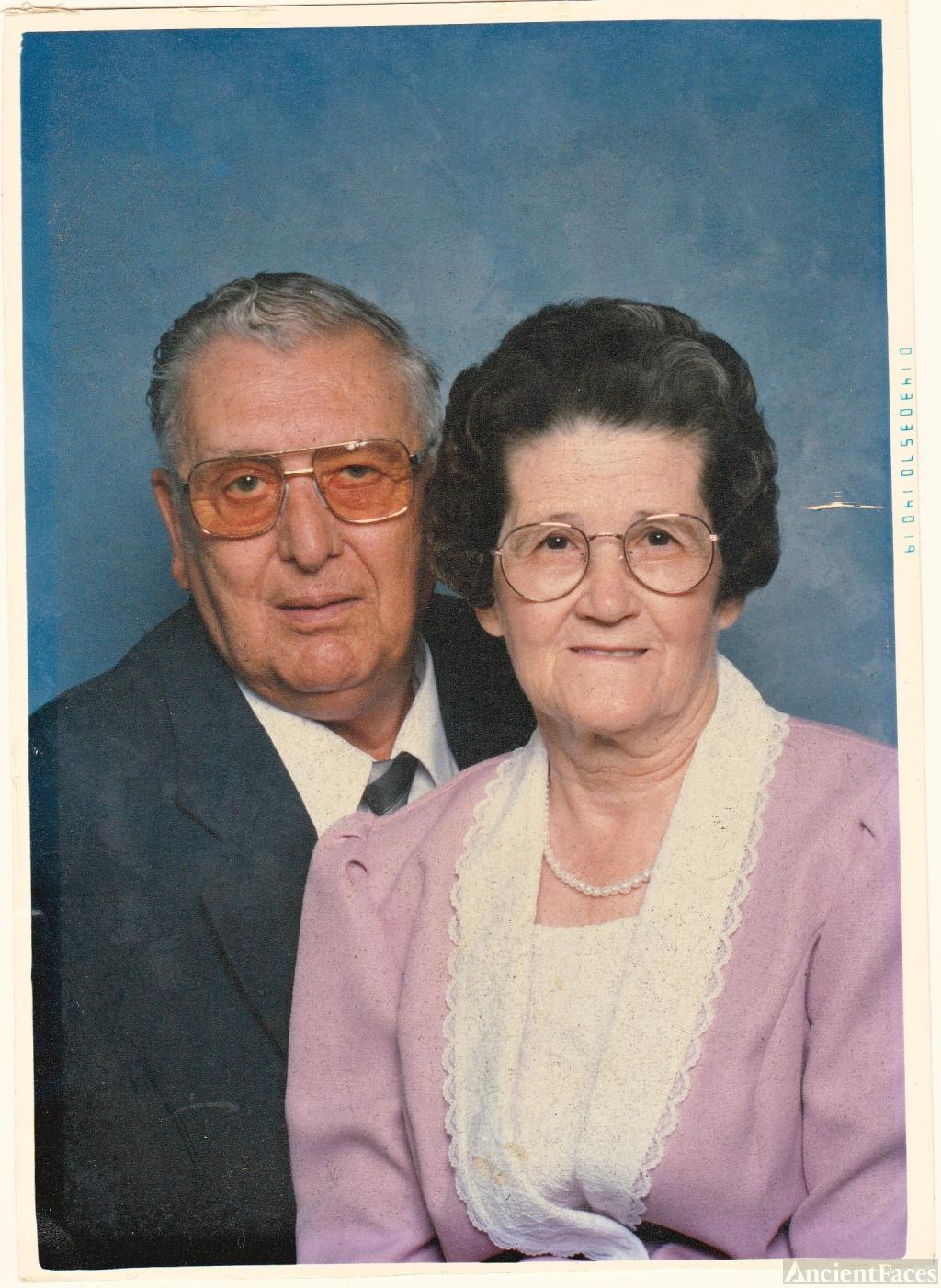 Wayne & Mattie Sherrill