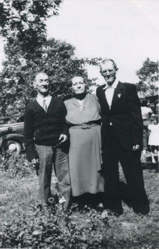 William Burch, Dow Burch, Mary Florence Skinner