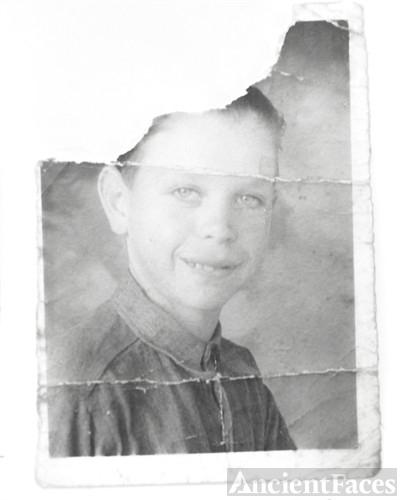 Curtis Eugene Burks (1925-1943)