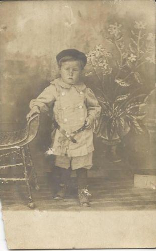 John Marshall Huser, Sr., age 4