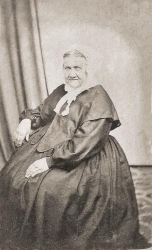 Annie Foust Martin