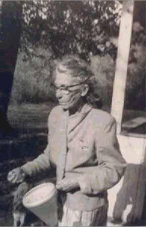 Gramma, Virginia Colley Falin