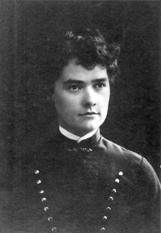 Clara Royce Beckett, 1880