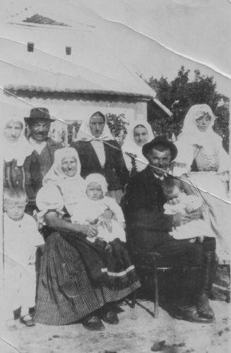 Galla Family 1938