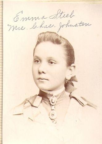 Emma (Steeb) Johnston