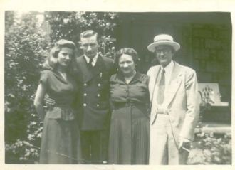 Nola, Jim, Anna and Isaac Finch