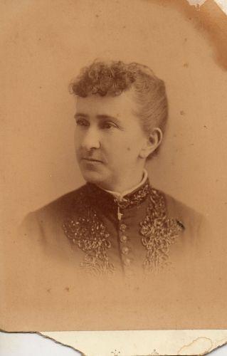 Harriet Jane Hills