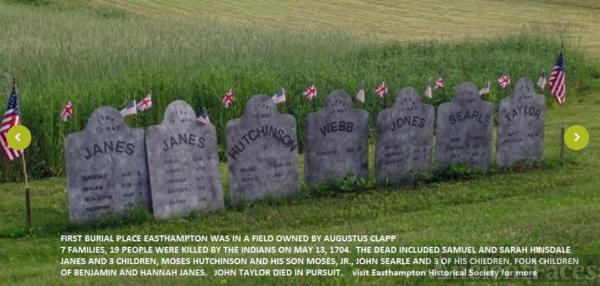 Janes Family Memorial East Hampton