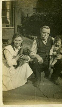 James Leveson & Gertrude