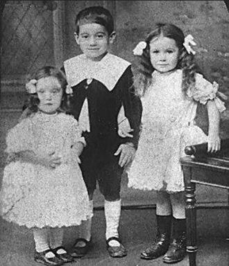 The Three Tasker Children