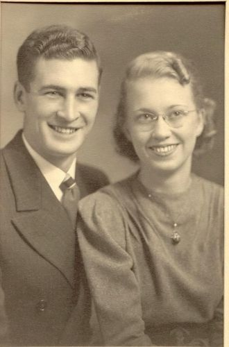 William Glen Cornwell and Madelyn Frances Kerr