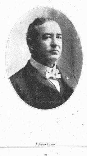 Judge Junius Fisher