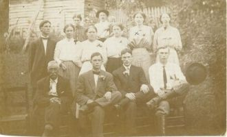 George W. Hackney Family