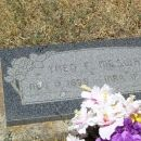 Theo Fay Springer Carbine McSwain Headstone