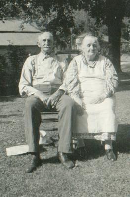 Milford and Myrtle Jones Cross