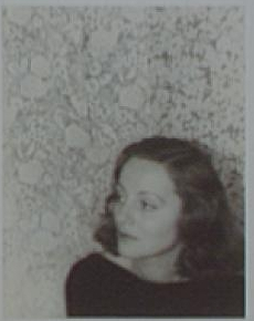 [Portrait of Tallulah Bankhead]
