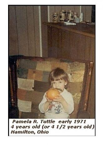 Pam Tuttle. 1971