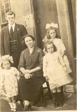 Annie R. Jackson family