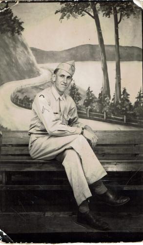My father Otis Lewis