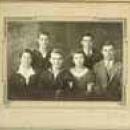 1943 Chester Allen Arthur McDaniel Family
