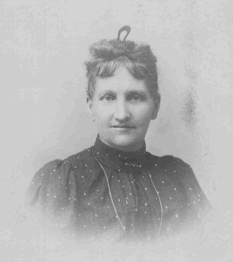 A photo of Mary Reay Nee Bewley