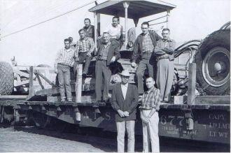 Working Men, 1958