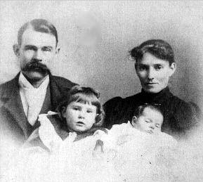 A photo of Jeannetta Gertrude (Spicknall) Adams