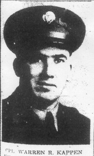 A photo of Warren R.  Kappen