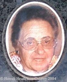 Evelyn Silva Fernandez 1921-2003