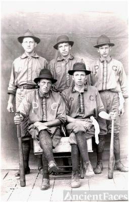 1st Softball Team of Pine Grove Community, Dugspur, VA