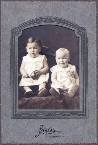 Charles & Caroline Oatley, Twins