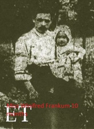 A photo of Winifred Annie Frankum