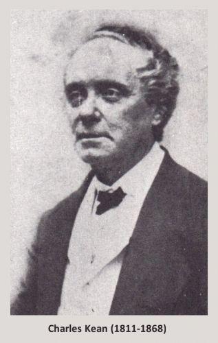 Charles Kean, 1860s