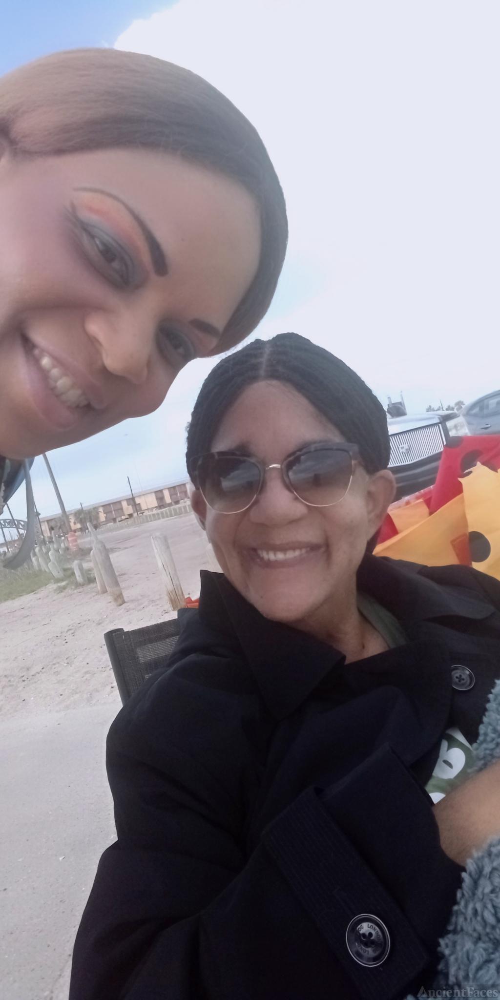 Roxanne Jefferson -Jones & Tamora