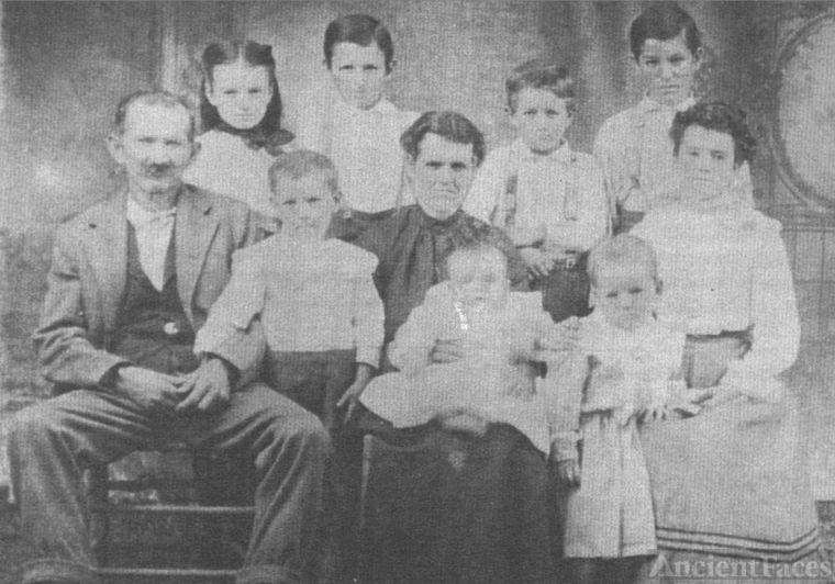 The David Madison Cotton Family