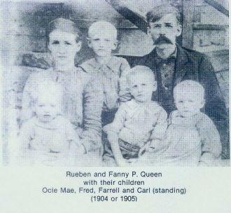 Reuben Queen Family