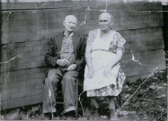 Frank and Mary Jane Wynn Cloud